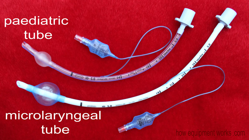 endotracheal tube parts - photo #18